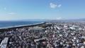 Shonan aerial view Tsujido Coast Mt. Fuji Fujisawa City, Kanagawa Prefecture 74172508