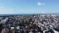 Shonan aerial view Tsujido Coast Mt. Fuji Fujisawa City, Kanagawa Prefecture 74172509