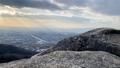 交野山 頂上 観音岩 タイムラプス 74193135