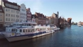 Gdansk historical town seafront 74278610