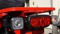 Bike right turn signal blinking 74342791