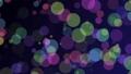 光の漂う背景 光 泡 バブル  74397964