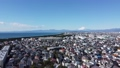 Shonan aerial view Tsujido Coast Mt. Fuji Fujisawa City, Kanagawa Prefecture 74445153