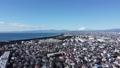 Shonan aerial view Tsujido Coast Mt. Fuji Fujisawa City, Kanagawa Prefecture 74445154