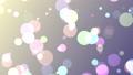 光が浮かぶ背景 アブストラクト パーティクル 泡 74543528