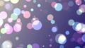 光が浮かぶ背景 アブストラクト パーティクル 泡 74543529