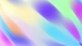 ネオンカラーのカラフルグラデーション背景 74603429