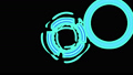 回転するモーショングラフィック-hudイメージ 74603723