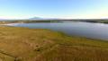 오후의 웅대 한 아바시리 濤 沸 호수를 건너 2 74615905