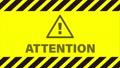 帶有註意消息的注意激活圖像可告知您危險 74680470