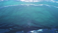 Beautiful Close up Water Waves Seamless. Slow Motion Looped 3d Animation of Waving Water Surface Front View. FullHD Full HD 3840x2160. 74735953