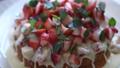 草莓蛋糕,磅蛋糕,白巧克力,水果蛋糕,糖果,草莓,甜食 74757817