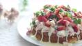 草莓蛋糕,磅蛋糕,白巧克力,水果蛋糕,糖果,草莓,甜食 74757826