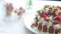 草莓蛋糕,磅蛋糕,白巧克力,水果蛋糕,糖果,草莓,甜食 74757828