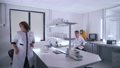 workflow in a new laboratory 75012416