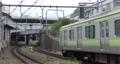 야마노 테선 E231 계의 복복선 75053456