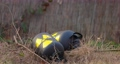 Radioactive waste dumped in natural environment 75100742