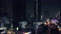 Aerial view of Bangkok at Night 75101872