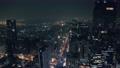 Aerial view of Bangkok at Night 75101875