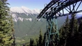 Take the Banff Gondola cable car in summer time. Banff National Park, Canadian Rockies. 75247902