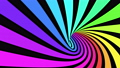 Seamless loop motion background with colorful stripes 75263752