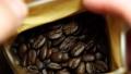 コーヒー 珈琲豆 開封 香りを楽しむ 75349388