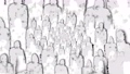 Abstract camera zoom in Group of white people. 75365229