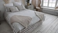 The interior of a large modern bedroom  75383700