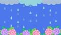 多雨的動漫視頻繡球 75687730