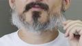 Man with gray beard 75729302