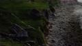 View on a coastline on Faroe Islands at sunset 75960654