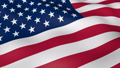 American flag video. 3d United States American Flag Slow Motion video. US American Flag Blowing Close Up. US Flags Motion HD resolution USA Background. USA flag Closeup 1080p Full HD video 76056625