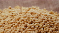 Soybean, High in fiber, top view texture, supplementary food, Protein healthy food, organic soybean, Raw seeds 76086574