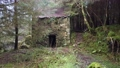 Derilict buildings at Bonny Glen by Frosses in County Donegal - Ireland 76143416