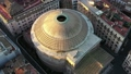 38 Sky View Of The Pantheon Monument In Roma Italia 76145763