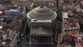 33 Aerial View Of The Pantheon Monument In Rome Italy 76145764