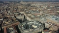 28 Sky View Of Roma Italia Landscape With Piazza Colonna 76145766