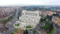 2 Aerial View Of Vittoriano Monument In Rome Italy 76145782
