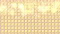 パーティクルで煌めくタイルがスクロールするBG_YouTube等背景向け_10秒ループ 76255359