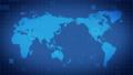 數字背景全球(藍色) 76309541
