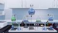 Scientific research laboratory equipment Close up 76329733