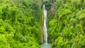 Beautiful tropical waterfall Philippines, Cebu 76330099