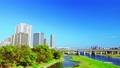 城市景觀 慢速 時間的推移 76349910