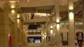 New Terminal of Phuket International Arport. Entrance. Night. Slow Motion 76388576