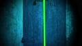 Animation - wooden door opening to green screen 76403615