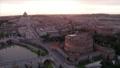 15 Saint Peter Basilica Mausoleum Of Hadrian Rome Aerial Drone 76419471