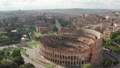 14 Aerial View Colosseo Colosseum Coliseum Landmark In Roma Italia 76419472