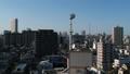 名古屋市都市風景的風景採取了與寄生蟲的空中 76495023