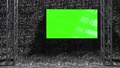 virtual news studio set green screen 76574800