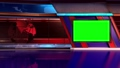 virtual news studio set green screen 76574810